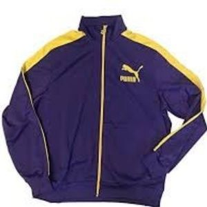 Puma Heroes Track Men's Jacket - Size Small